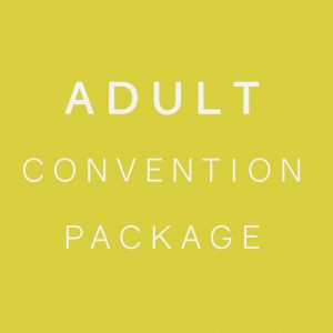 Young Adult Convention Package